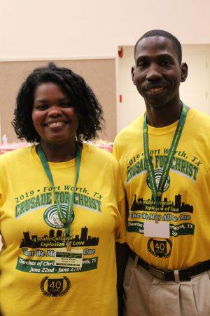 Wendel and Melissa Williamson