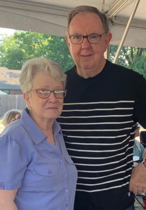 Terry and Mary Rush