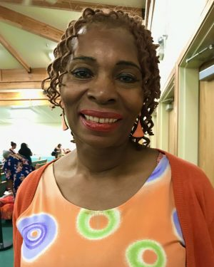 Wanda Williams, a member of the North Las Vegas Church of Christ, works in a casino but doesn't believe in gambling.