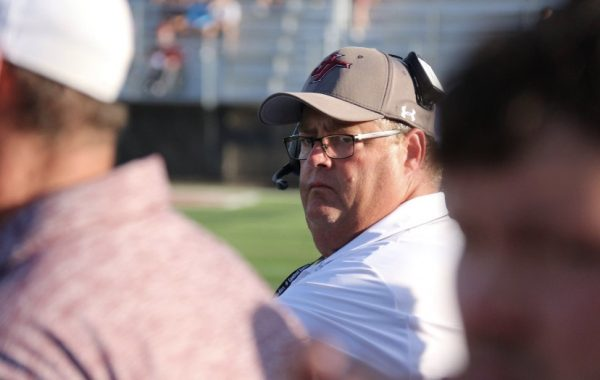 Allan Trimble gained the respect of his community in how he coached and how lived his life.