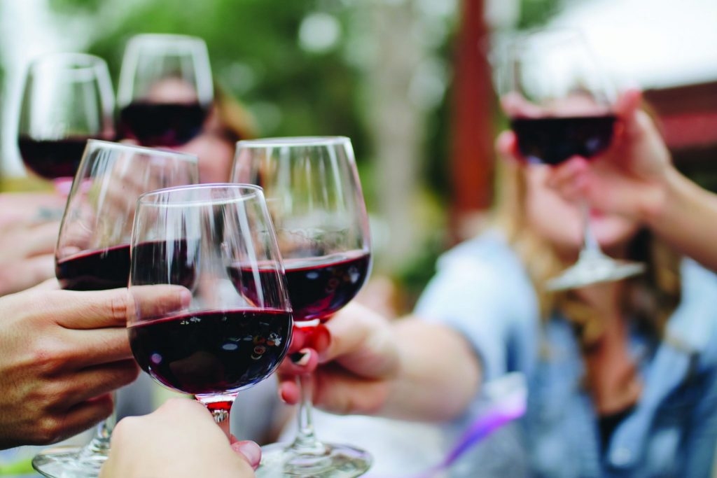 For Dana Jaworski, moderate drinking in a wine-mom culture became something more problematic.