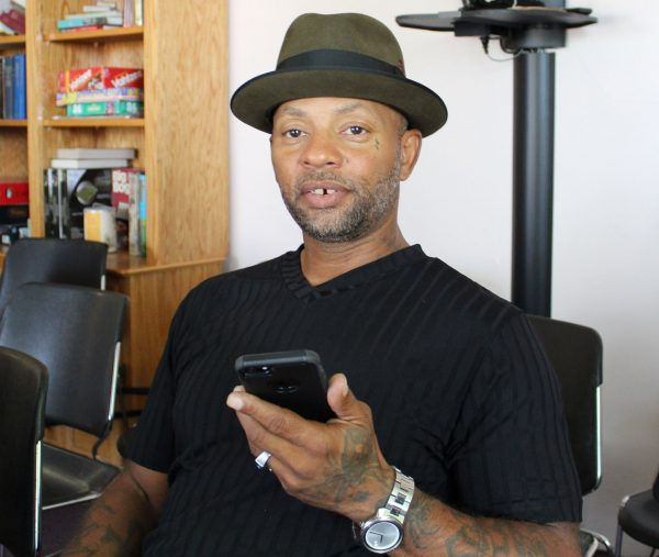 Shawn Crooks discusses his experience in an interview with The Christian Chronicle.