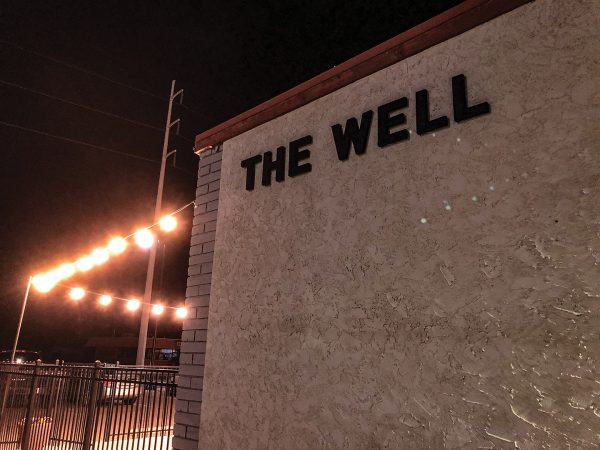 The Well is a coffeehouse and meeting place of the Sunset Church of Christ campus ministry.