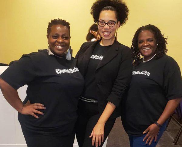 Leslie Adkins, Dawn Demps and Lisa Norwood organized the Arizona event.