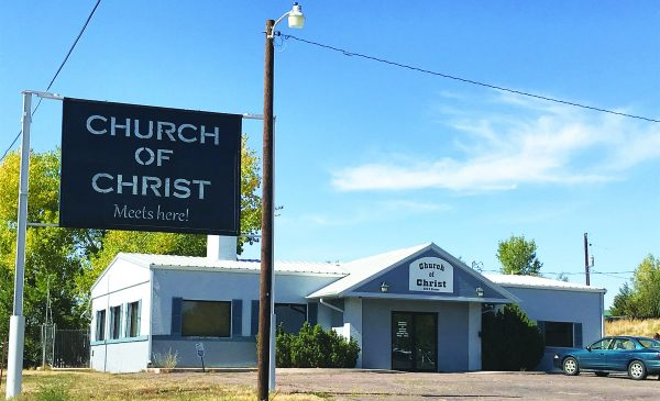 The Limon Church of Christ transformed a former bar into its worship space.