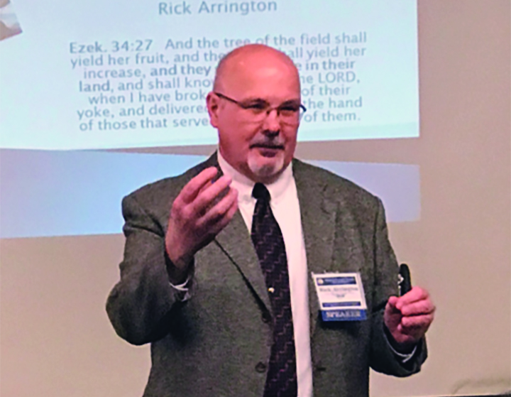 Safety expert Rick Arrington is an elder of the Rocky Mount Church of Christ in Virginia.