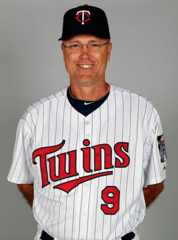 Steve Liddle is the bench coach for the Minnesota Twins.