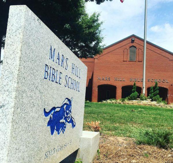 Josh and Ginger Willingham each attended Mars Hill Bible School from kingergarten through 12th grade.
