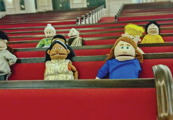 Their counterparts seem less enthused about Gordon Dabb's sermon for the Prestoncrest Church of Christ in Dallas.