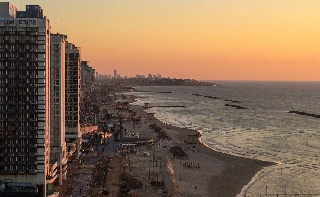 Tel Aviv, Israel, 2016.