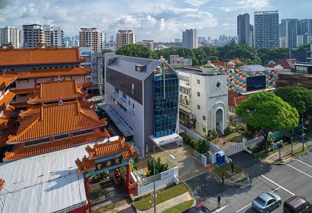 The Moulmein Church of Christ