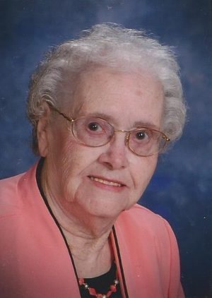 Mary Avella Wallace Bruce