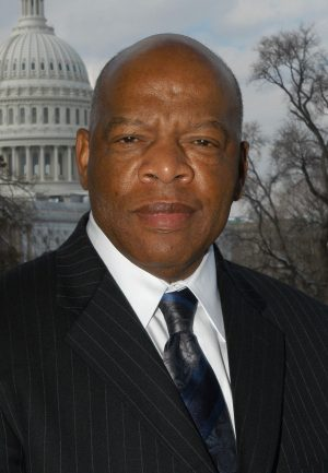 Civil rights leader Rep. John Lewis, D-Ga., served 17 terms before his July 17 death at age 80.