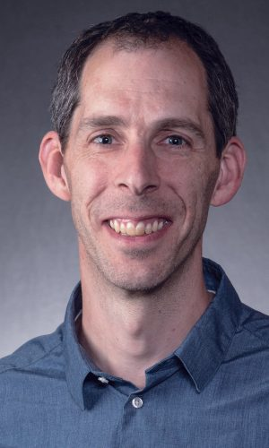 Alex Huffman, a member of the Littleton Church of Christ in Colorado, is an aerosol scientist and professor of chemistry at the University of Denver.