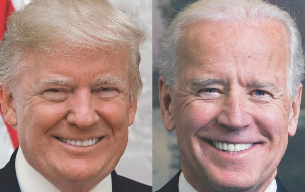 U.S. voters will choose between incumbent President Donald Trump, a Republican, and former Vice President Joe Biden, the Democratic nominee.