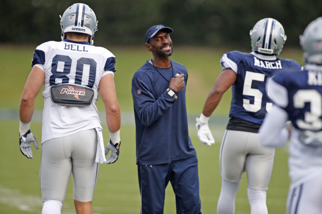 Markus Paul served as the strength and conditioning coordinator for the Dallas Cowboys.