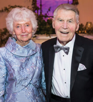John W. and Rosemary K. Brown have pledged to give $15 million to their alma mater, Freed-Hardeman University.