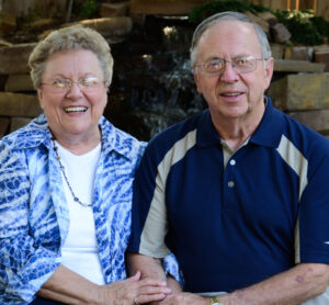 Robert and Loretta Hamm