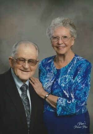 Howard and Dorothy King