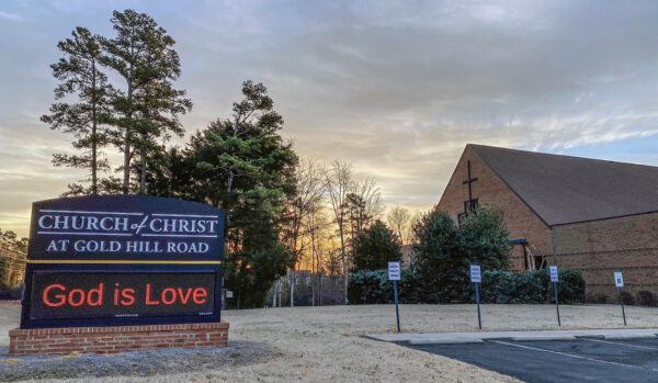 Church of Christ at Gold Hill Road