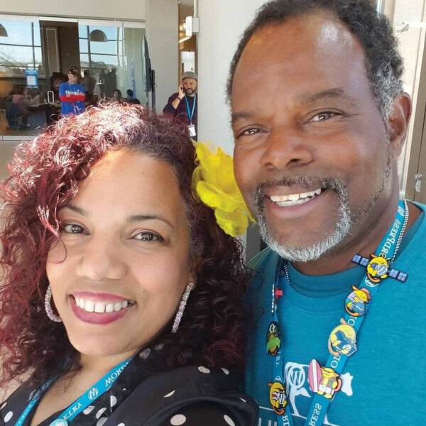 In Florida, William and Aida Jackson help Bible classes use new technology to augment their study of Jesus.