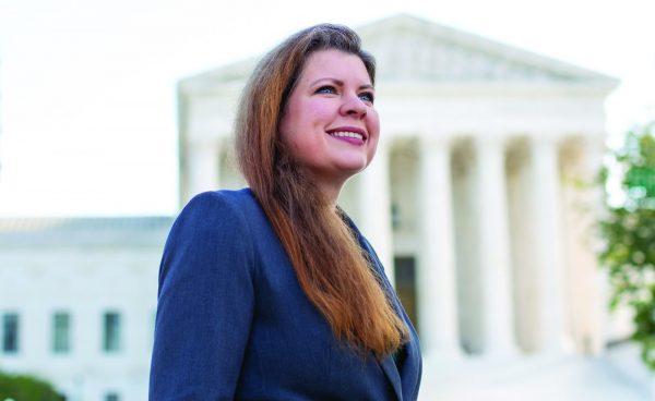Attorney Lori Windham, an Abilene Christian University graduate and Church of Christ member, represented the plaintiffs in the Fulton case.