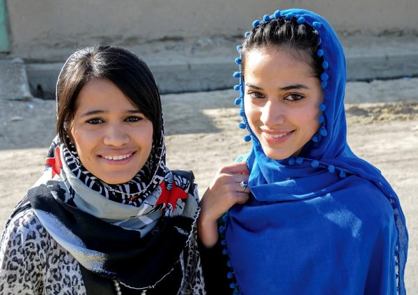 Tens of thousands of girls have gone to schools built by Lamia Afghan Foundation, John Bradley said. Two of the girls, twin sisters Husnia and Zuhall, came to the U.S. and went to college. Bradley helped their father, an interpreter for the U.S. Army, and the rest of the family get visas to live in the U.S.